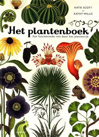 Coverafbeelding van: Het plantenboek. Een fascinerende reis door het plantenrijk