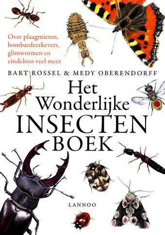 Coverafbeelding van: Het Wonderlijke Insectenboek