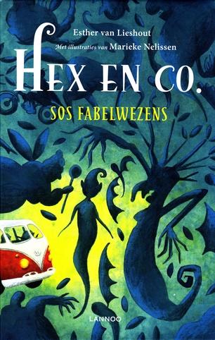 Coverafbeelding van: SOS Fabelwezens – Hex en co, deel 1