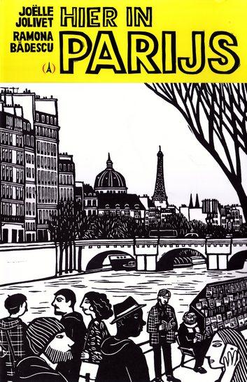 Coverafbeelding van: Hier in Parijs