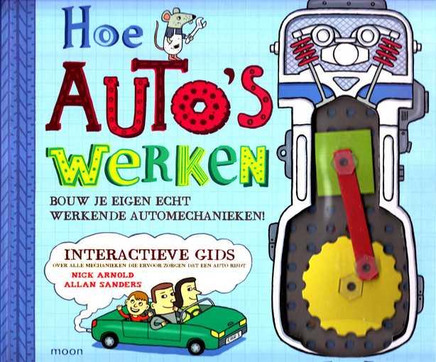 Coverafbeelding van: Hoe auto's werken