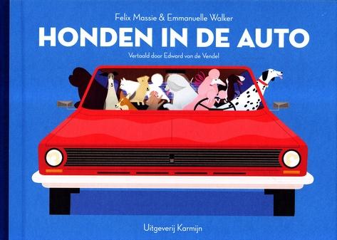 Coverafbeelding van: Honden in de auto
