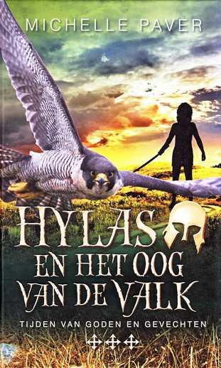 Coverafbeelding van: Hylas en het oog van de valk – Hylas, deel 3