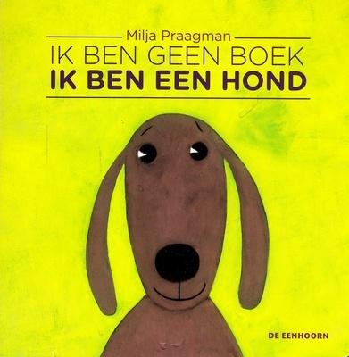 Coverafbeelding van: Ik ben geen boek ik ben een hond
