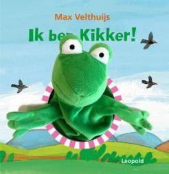 Coverafbeelding van: Ik ben Kikker!