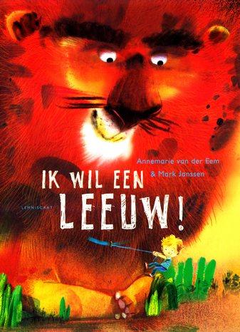Coverafbeelding van: Ik wil een leeuw!