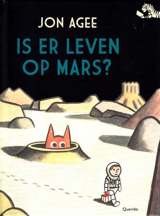 Coverafbeelding van: is er leven op Mars?