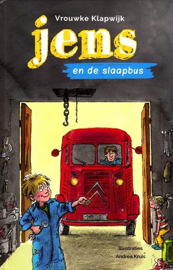 Coverafbeelding van: Jens en de slaapbus