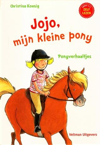 Coverafbeelding van: Jojo, mijn kleine pony