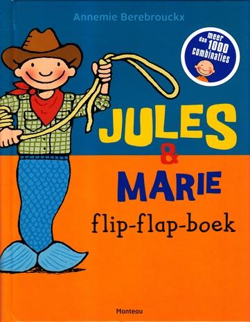 Coverafbeelding van: Jules & Marie flip-flap-boek