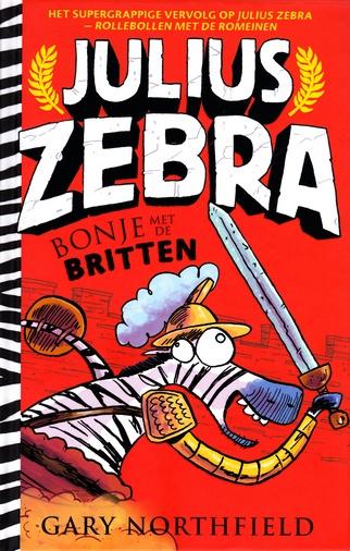 Coverafbeelding van: Bonje met de Britten – Julius Zebra, deel 2