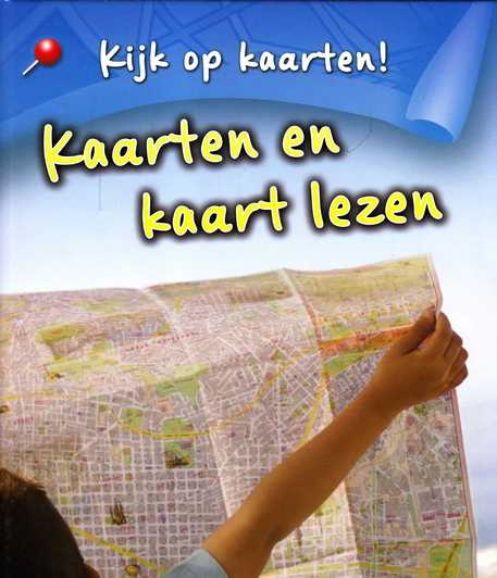 Coverafbeelding van: Kaarten en kaart lezen