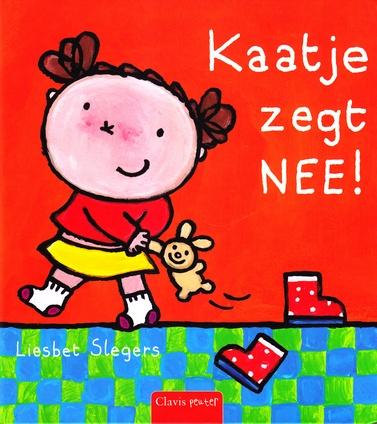 Coverafbeelding van: Kaatje zegt NEE!