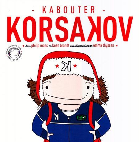Coverafbeelding van: Kabouter Korsakov