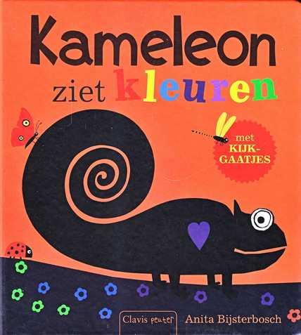 Coverafbeelding van: Kameleon ziet kleuren
