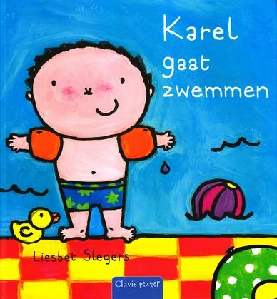Coverafbeelding van: Karel gaat zwemmen
