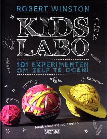 Coverafbeelding van: Kids Labo
