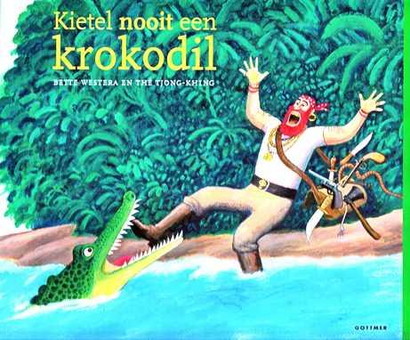 Coverafbeelding van: Kietel nooit een krokodil