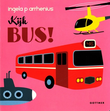 Coverafbeelding van: Kijk Bus!