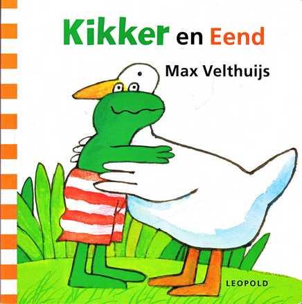 Coverafbeelding van: Kikker en Eend
