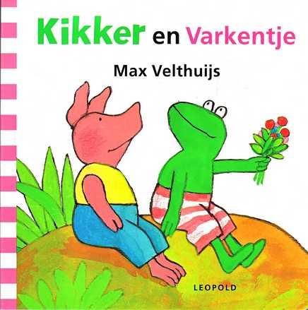 Coverafbeelding van: Kikker en Varkentje