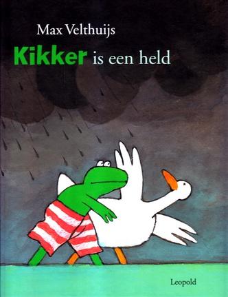 Coverafbeelding van: Kikker is een held