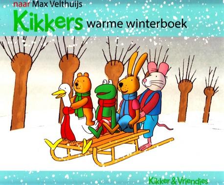 Coverafbeelding van: Kikkers warme winterboek