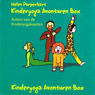 Coverafbeelding van: Kinderyoga Avonturen Box