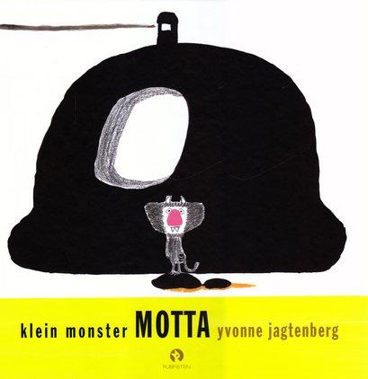 Coverafbeelding van: Klein monster Motta