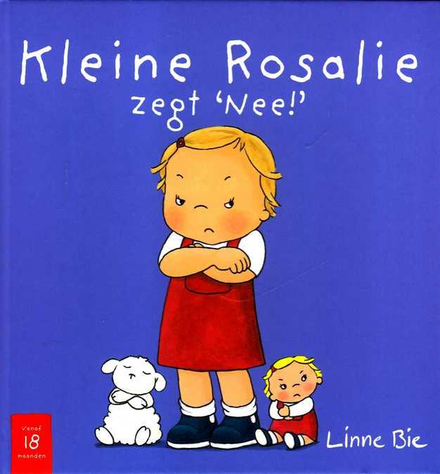 Coverafbeelding van: Kleine Rosalie zegt 'Nee!'