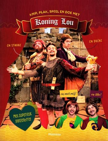 Coverafbeelding van: Koning Lou