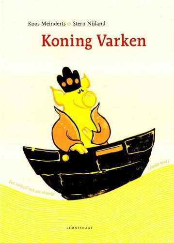 Coverafbeelding van: Koning Varken