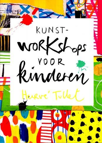 Coverafbeelding van: Kunstworkshops voor kinderen
