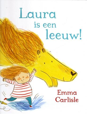 Coverafbeelding van: Laura is een leeuw!