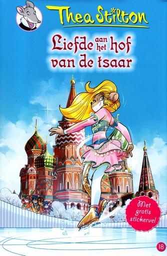 Coverafbeelding van: Liefde aan het hof van de tsaar