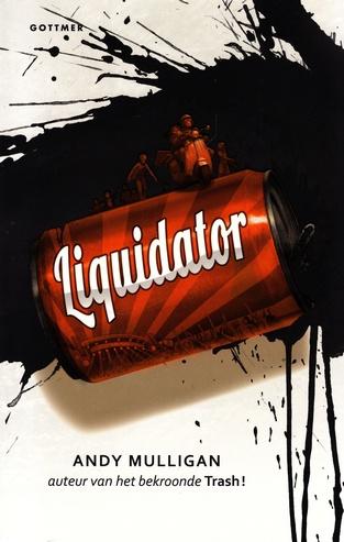 Coverafbeelding van: Liquidator