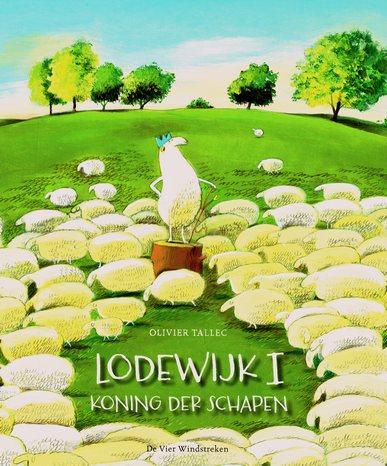 Coverafbeelding van: Lodewijk I, koning der schapen