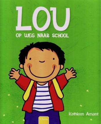 Coverafbeelding van: Lou op weg naar school