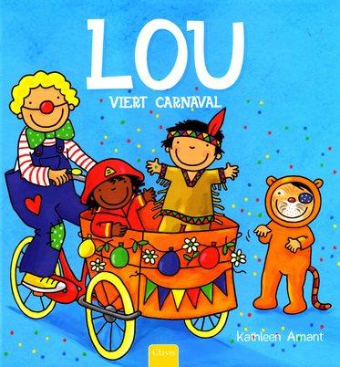 Coverafbeelding van: Lou viert carnaval
