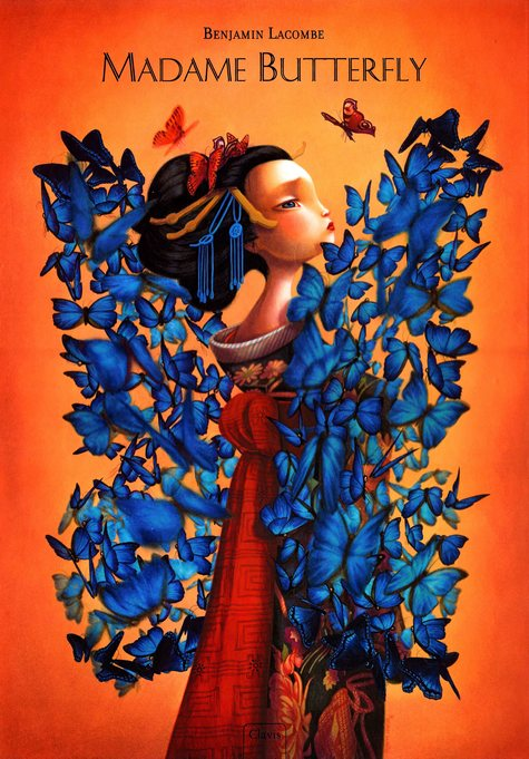 Coverafbeelding van: Madame Butterfly