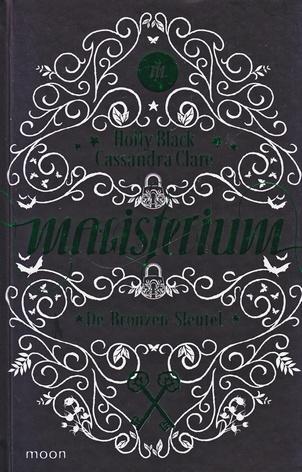 Coverafbeelding van: De bronzen sleutel – Magisterium, deel 3