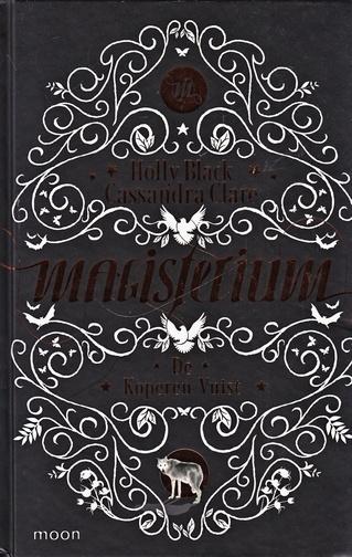 Coverafbeelding van: De Koperen Vuist – Magisterium, deel 2