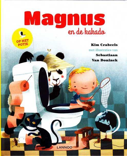 Coverafbeelding van: Magnus en de kakado