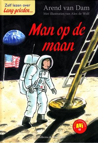 Coverafbeelding van: Man op de maan