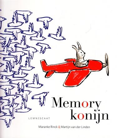 Coverafbeelding van: Memory konijn