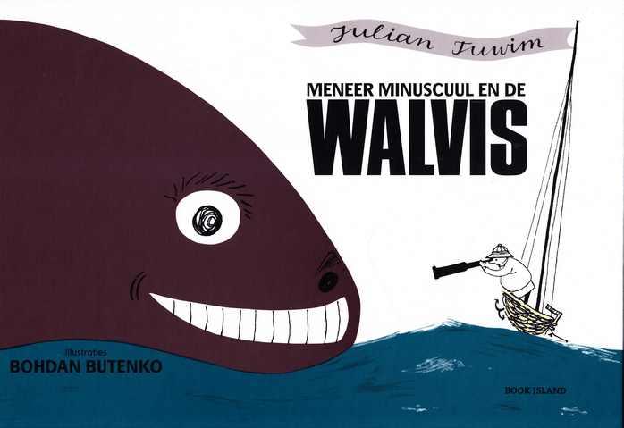 Coverafbeelding van: Meneer Minuscuul en de walvis