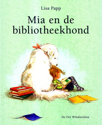 Coverafbeelding van: Mia en de bibliotheekhond