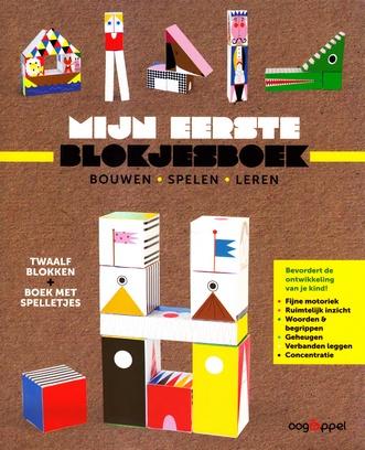Coverafbeelding van: Mijn eerste blokjesboek