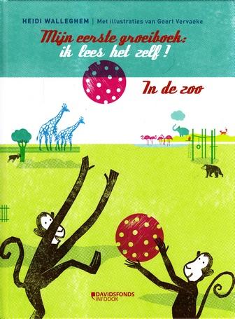 Coverafbeelding van: Mijn eerste groeiboek: In de zoo