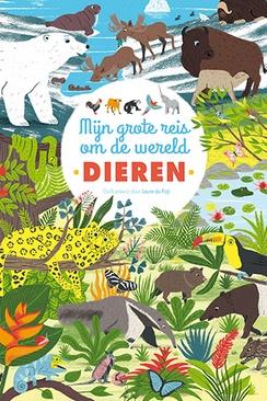 Coverafbeelding van: Mijn grote reis om de wereld : dieren